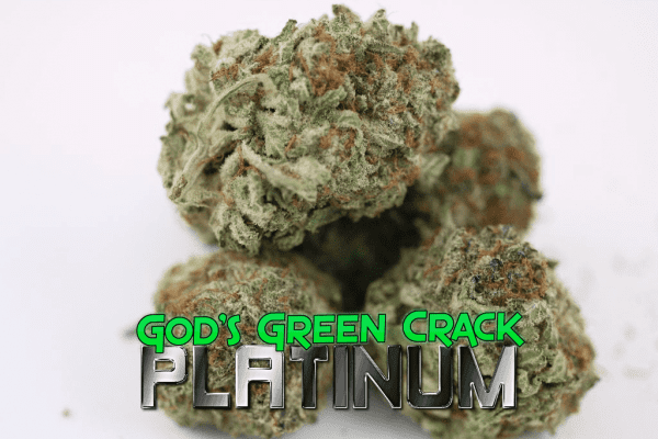 Gods Green Crack Platinum