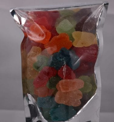 Mixed Sour  Gummy Candy (1000mg per bag)