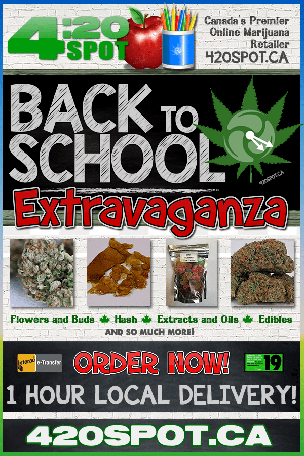 420 BACK TO SCHOOL SALE