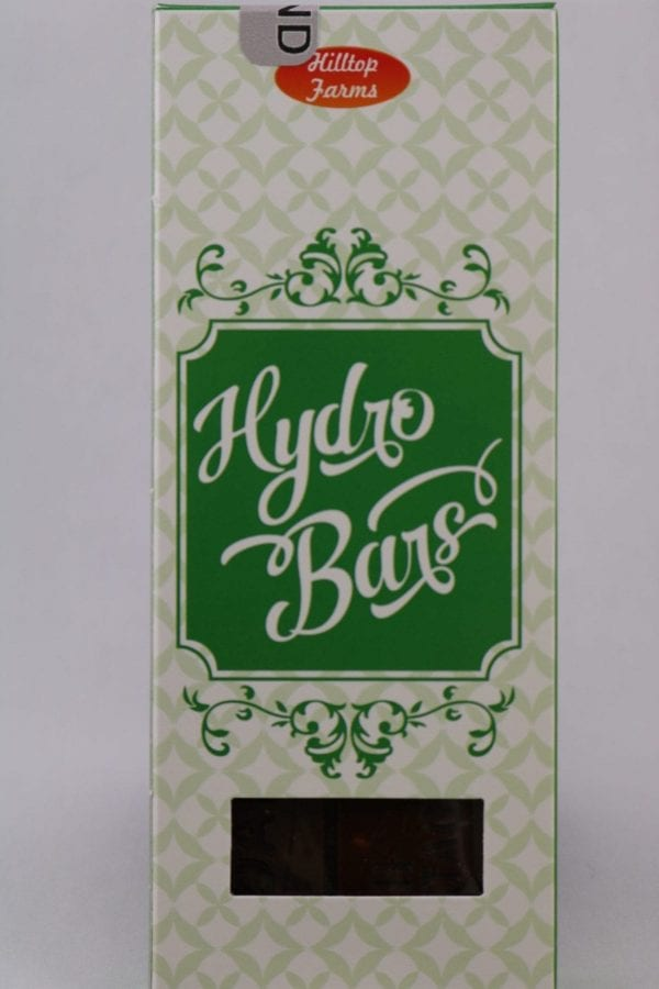 Hydro Bar (THC 500mg) Almond