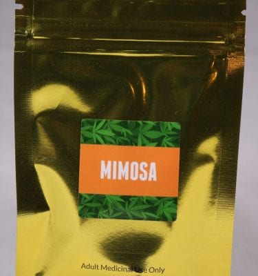 Mimosa Green Gold Shatter