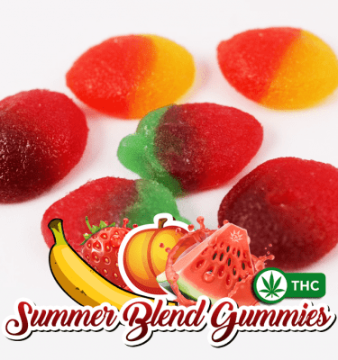 Summer Blend Gummies (6) (100mg)