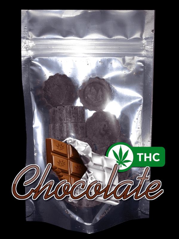 THC Infused Chocolates (500mg per bag)