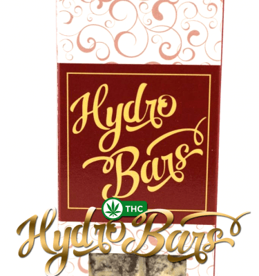 Hydro Bar (THC 500mg) Cookies and Cream