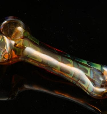 Brian Ratcliffe Small Spoon Pipe 7″