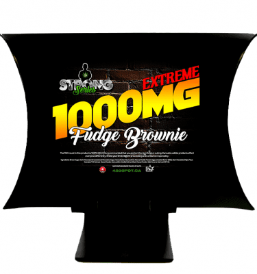 Extreme Fudge Brownie (1000mg THC)