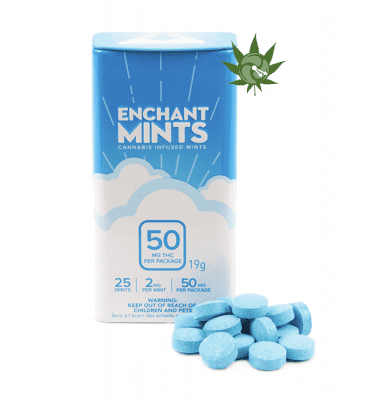 EnchantMints (50mg THC)