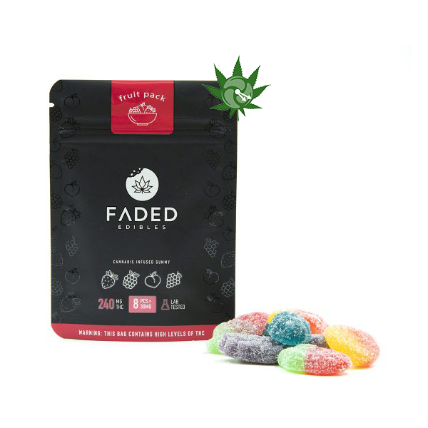 Fruit Pack (240mg THC)