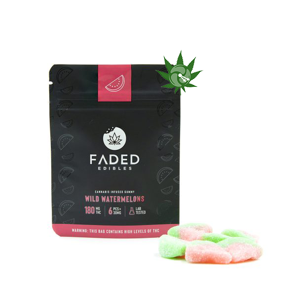 Wild Watermelons (180mg THC)