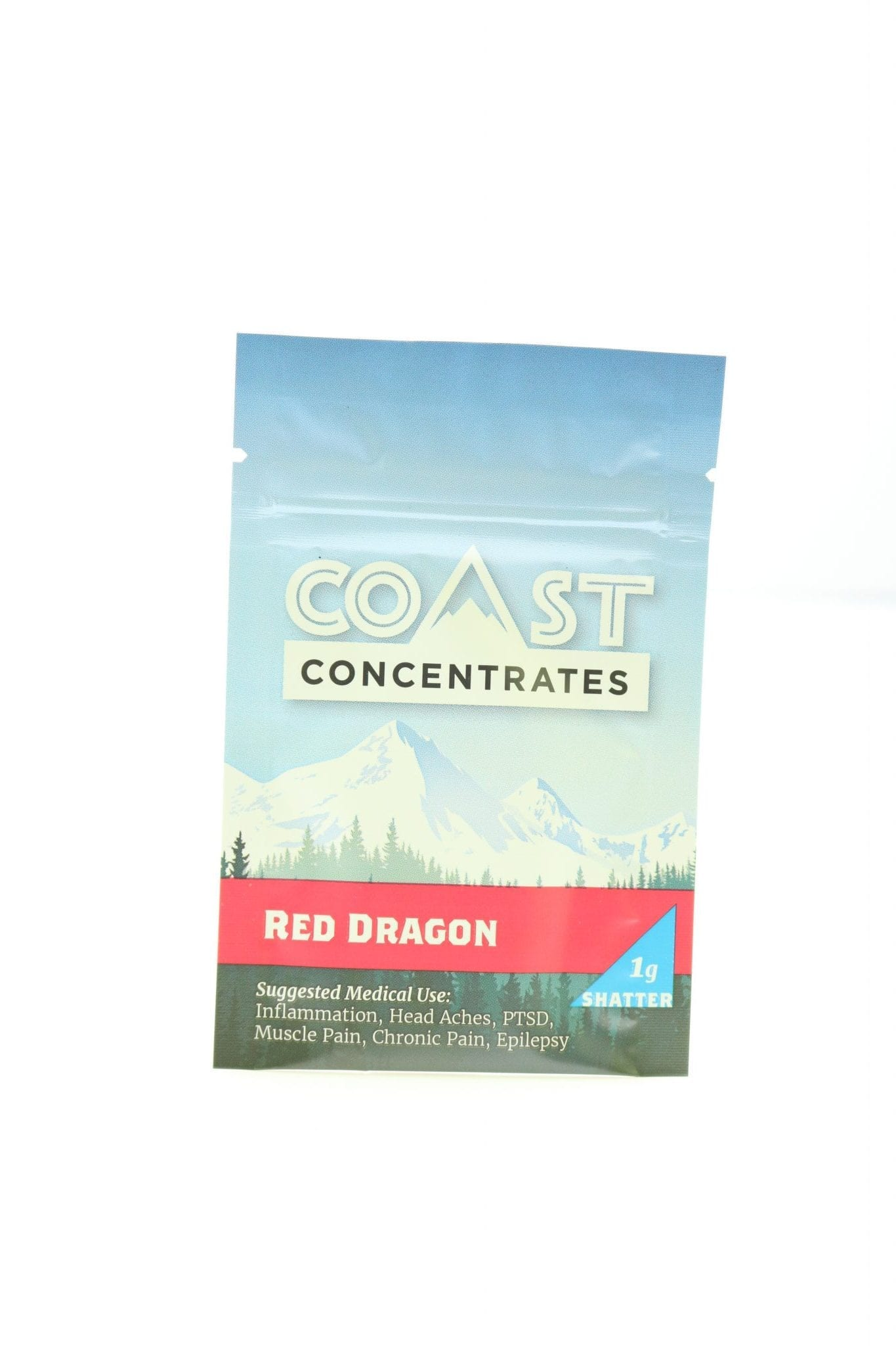 Red Dragon Coast Concentrates