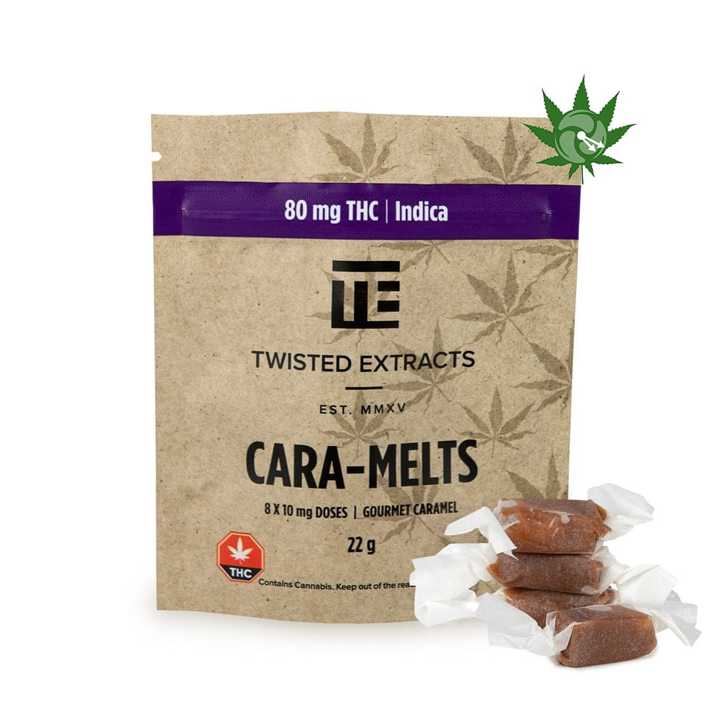 420spot Indica Cara-Melts (80mg THC) buy weed online 2