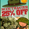 420spot Summer Sale 4 SCOUTMASTER