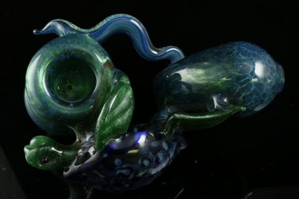 Dave Eckhart Turtle Pipe 5″