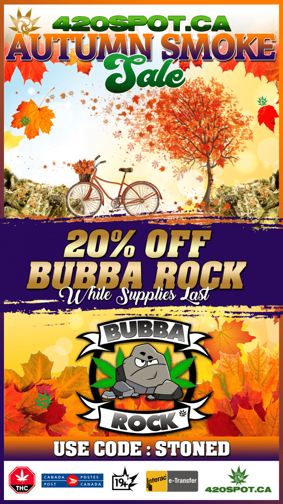 420spot AUTUMN SMOKE SALE