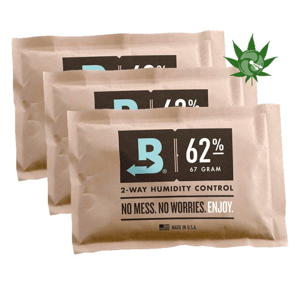 Boveda Humidity Control Pack 62% (67g)