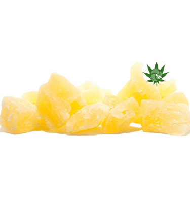 Mota Dried Pineapple (80mg THC + 10mg CBD)