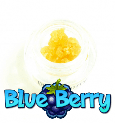 420 Blueberry Live Resin (1g)