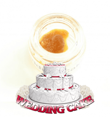 420 Terp Sauce Wedding Cake 1g
