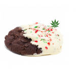 420spot Candy Cane Cookie