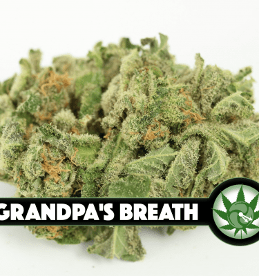 Grandpa's Breath