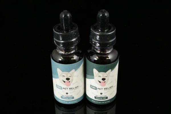 Faded Cannabis Pet Tinctures