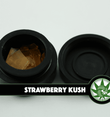 420spot Strawberry Kush Shatter