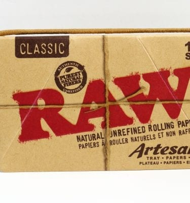 RAW 1 1/4 Classic Artensano Tray-Tips-Papers