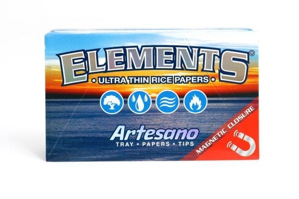 Elements 1 1/4  Artensano Tray-Tips-Papers