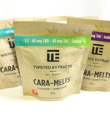 Twisted Extracts – Cara-Melts