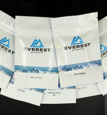 Everest Extracts Premium Shatter