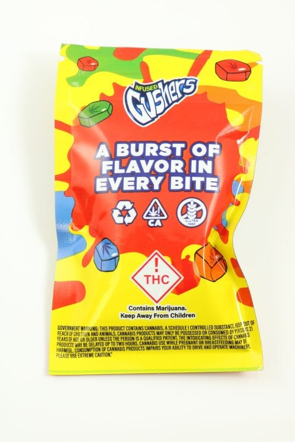 Gushers- Tropical Flavours 500mg