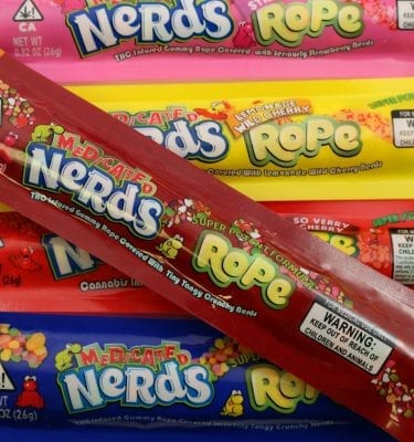 Medicated Nerds Ropes