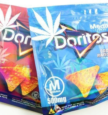 Doritos by  Medibles Infused Snacks