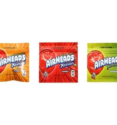 AIRHEADS XTREMES (408mg THC)
